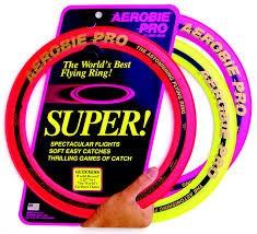 Aerobie Pro Ring világcsúcstartó frizbi