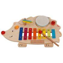 Fa játék hangszer készlet, sün