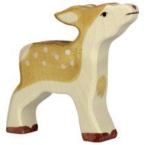 Fa játék állatok - őzgida