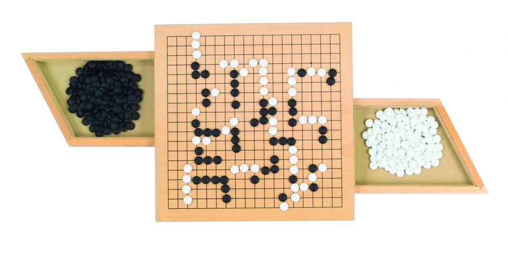 Image of GO fa stratégiai társasjáték