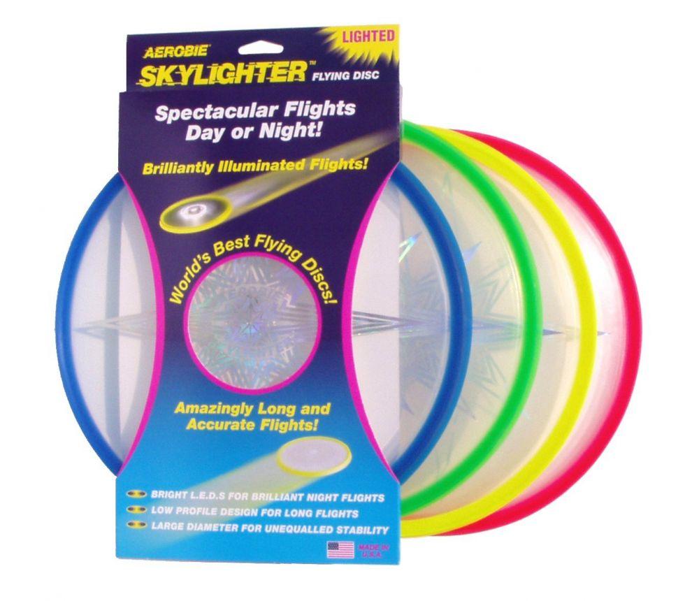 Image of Aerobie Skylighter LED frizbi